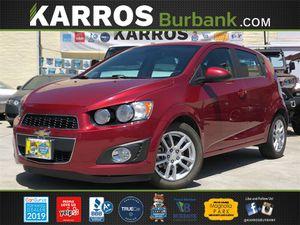 2012 Chevrolet Sonic LT for Sale in Burbank, CA