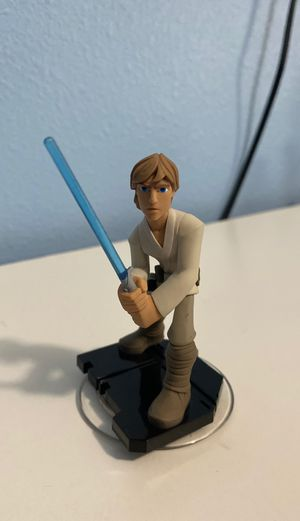 Luke Skywalker Disney Infinity Figurine for Sale in Zephyrhills, FL