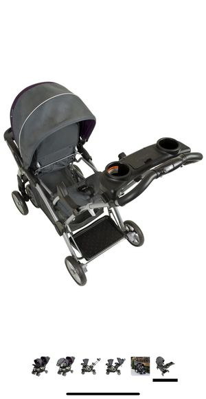 Baby Trend Sit N Stand Double Stroller, Elixer for Sale in Ypsilanti, MI
