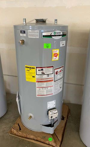 NEW AO SMITH WATER HEATER WITH WARRANTY 74 gallons GK for Sale in Dallas, TX