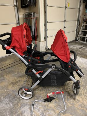 Contours Double Stroller for Sale in Fircrest, WA