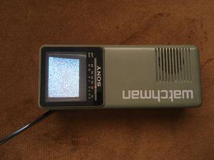 1987 Sony Watchman handheld TV for Sale in Los Angeles, CA