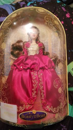 Disney Deluxe and Limited Edition Belle doll for Sale in Keller, TX
