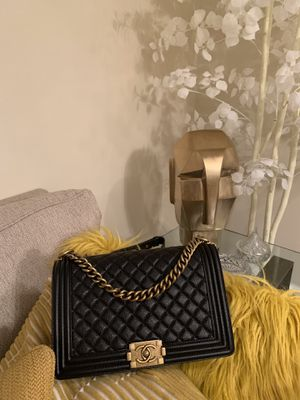 Chanel new medium boy bag PICK UP TODAY IN CAMBRIDGE for Sale in Cambridge, MA