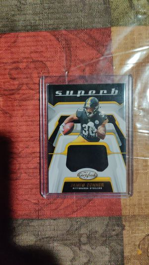 James Conner patch card for Sale in Worth, IL