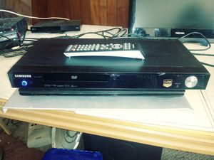 Full HD 1080p DVD player with remote and HDMI for Sale in Bradenton, FL