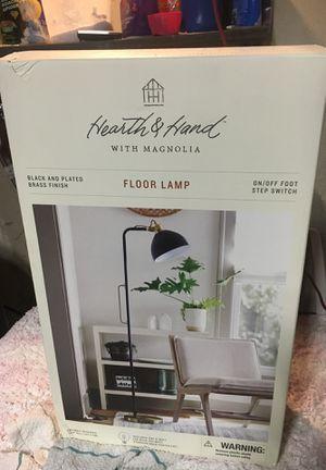 Heart &I hand floor lamp for Sale in Riverside, CA