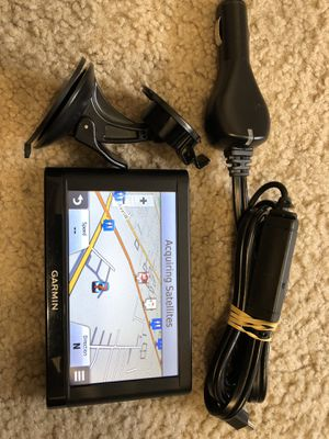 GARMIN nuvi 55LM 5quot; GPS Travel Assistant (Free Lifetime Map Updates) for Sale in Lynnwood, WA