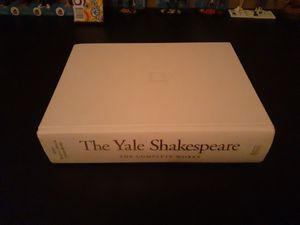 The Yale Shakespeare the complete works for Sale in Mesa, AZ