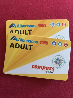 MONTHLY PASS EXPIRED JUNE 29 EACH . PASE BUS for Sale in San Diego, CA