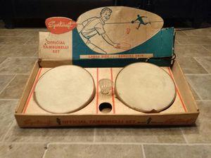 Antique tumburelli set for Sale in White Hall, AR