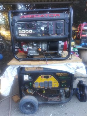 Two Generator for Sale in Perris, CA