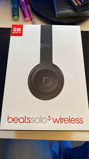 Beats Solo 3 Wireless for Sale in Alexandria, VA