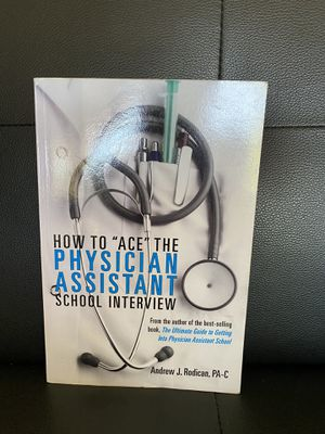 Physician Assistant PA Program book for Sale in Gilbert, AZ