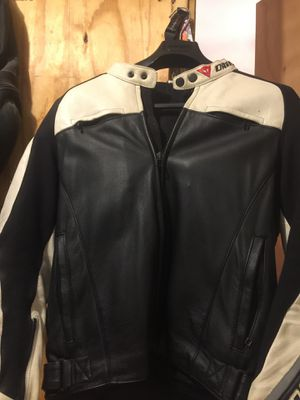 Dainese leather jacket used for Sale for sale  The Bronx, NY