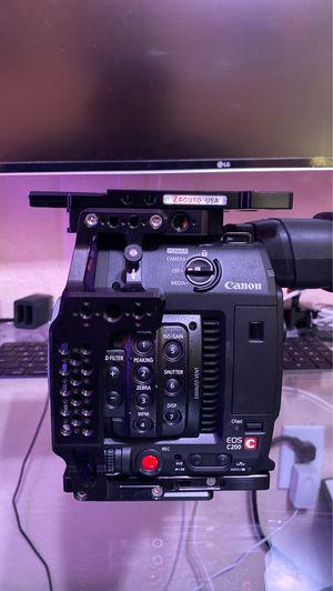 Canon EOS C200 Cinema Camera for Sale in Riverside, CA