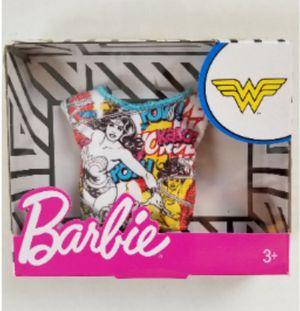 Barbie Clothes Wonder Woman Character Top for Sale in Laredo, TX