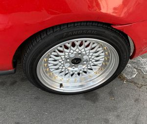 16x8 new tiers with rims for Sale in Los Angeles, CA