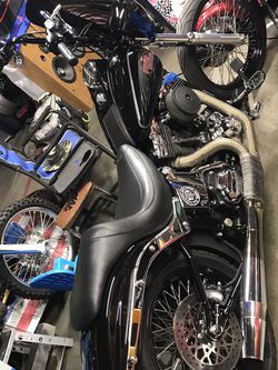 2007 Harley-Davidson custom for Sale in Fullerton,  CA
