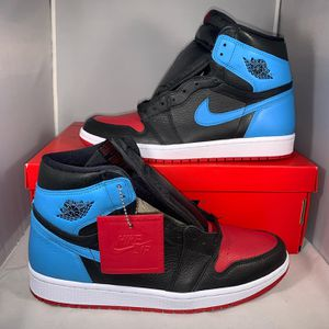 Air Jordan 1 'NC To CHI' Leather (W) Size :11 for Sale in Orange, CA
