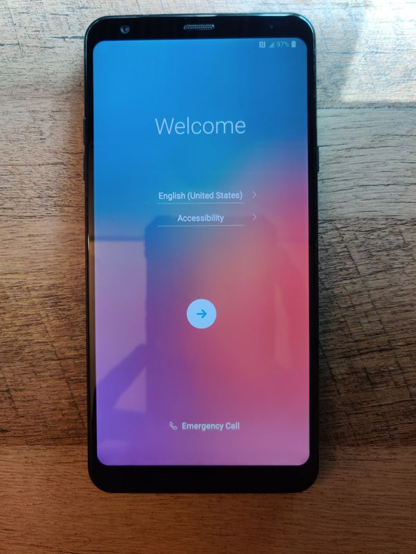 LG Stylo4. 32 GB UNLOCKED w/ Charger and protective case included.
