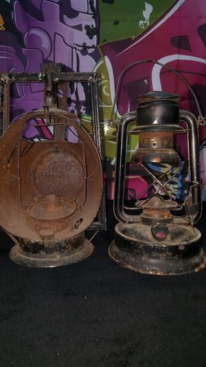 Antique Lanterns for Sale in Woodway, WA