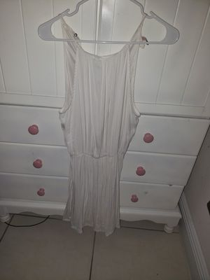 White dress for beach . Vestido blanco para playa for Sale in Pinecrest, FL
