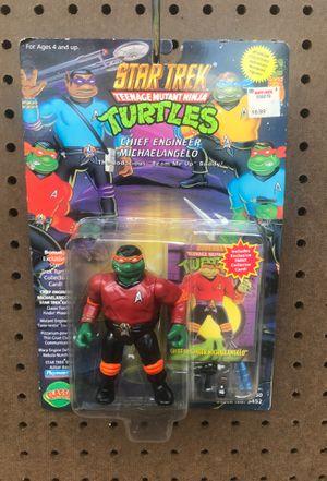 Star Trek Teenage Mutant Ninja Turtles for Sale in Lake Wales, FL
