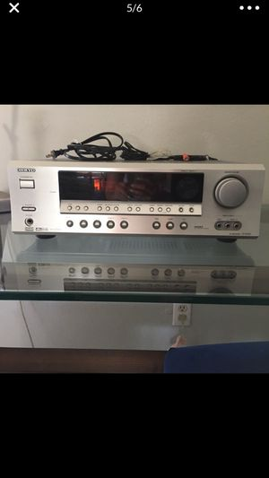 Onkyo 7.1 Channel Home Theater Surround Sound System for Sale in Scottsdale, AZ