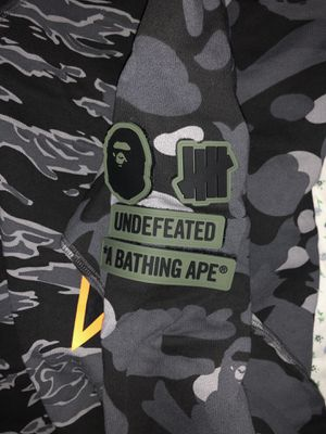 Bape x Undefeated for Sale in Washington, DC
