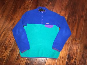 Patagonia synchilla size Large sweater for Sale in South Gate, CA