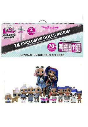 Lol omg dolls amazing surprise for Sale in Addison, IL