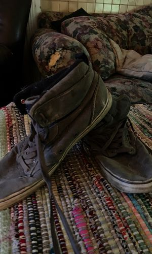 High Top Vans size 13 for Sale in Des Moines, IA