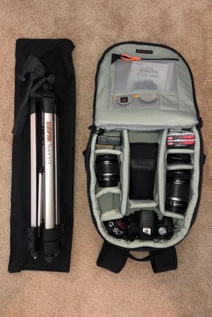 Canon EOS Rebel T1i BUNDLE for Sale in Danbury, CT