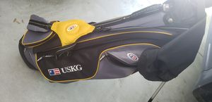 US Kids Golf Bag (like new) for Sale in Richmond Hill, GA
