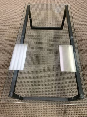Modern Glass Table for Sale in McLean, VA