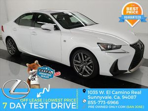 2018 Lexus Is 300 for Sale in Sunnyvale, CA
