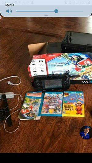 Nintendo Wii U for Sale in White Plains, GA