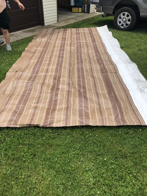 16' long camper awning (fabric only) for Sale in Myerstown, PA