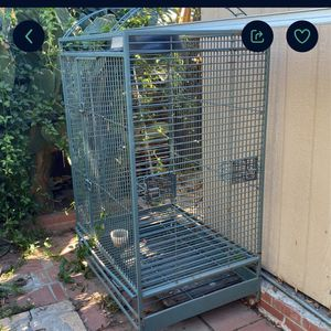 Large Bird Cage for Sale in San Jose, CA
