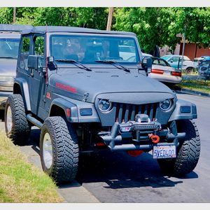Jeep Wrangler Tj for Sale in Atherton, CA
