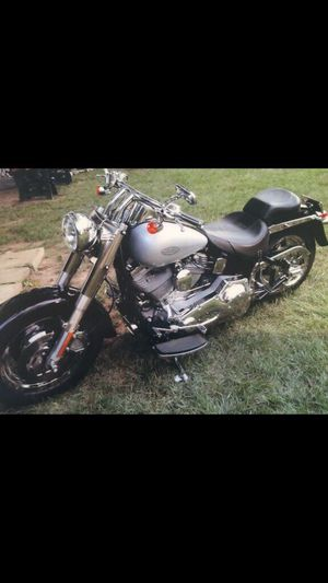 2002 HARLEY DAVIDSON FATBOY for Sale in Baltimore, MD