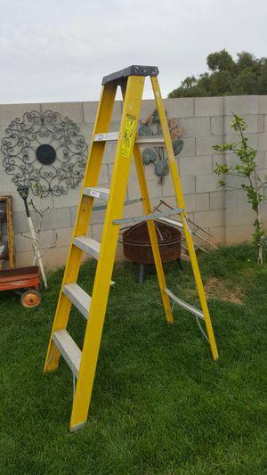 Keller 6ft ladder for Sale in Peoria, AZ