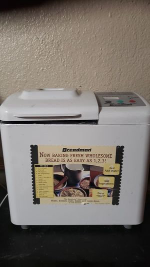 Bread maker for Sale in Waterford, CA