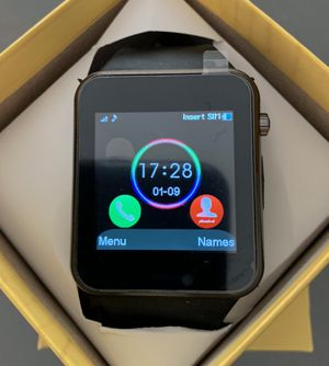 GT08 A1 Smart Watch Black for Sale in Los Angeles, CA