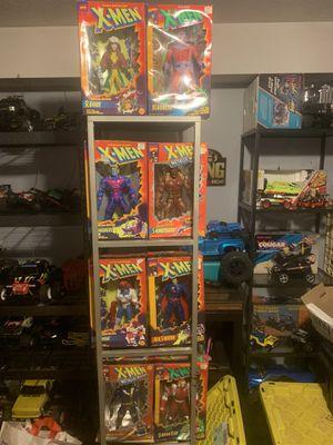 Vintage X-men figure lot for Sale in Wethersfield, CT