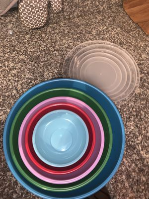 Mixing bowl set for Sale in Seattle, WA