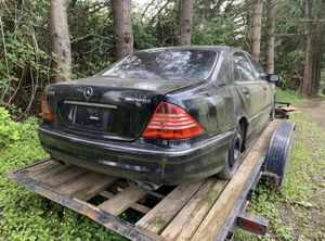Mercedes S55 AMG for parts for Sale in Boring, OR