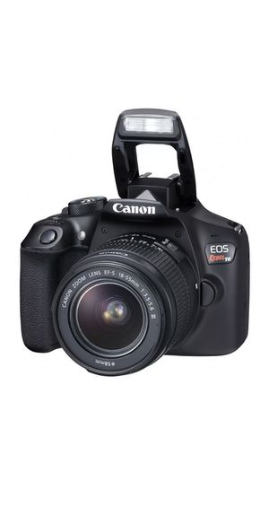 Canon EOS Rebel T6 18.0mp Digital SLR Camera for Sale, used for sale  Elizabeth, NJ