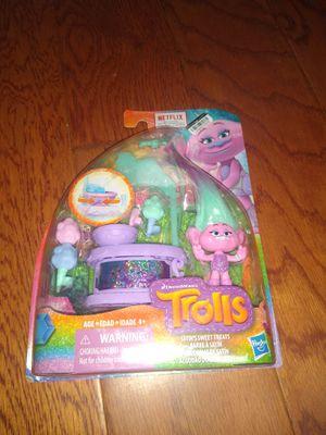 Trolls Satin's Sweet Treats - Brand New for Sale in Pittsfield, MA